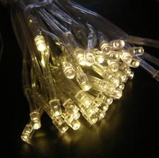 2x 5m/40 LED Fairy Lights Battery Operated Birthday Wedding Venue Decor