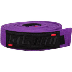 Tatami Fightwear Deluxe BJJ Belt - Purple