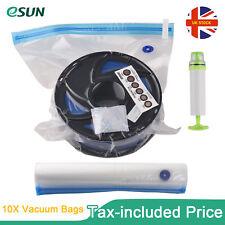 More details for esun vacuum storage bag space saver reusable 3d printer filament dry pouch d6a6