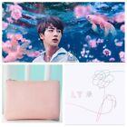 KPOP BTS Love Myself Bangtan Boys Coin Wallet Cosmetic Handbag Pink SUGA JIMIN