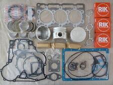 Kubota D1105 Overhaul / Rebuild Kit (Pistons Rings Bearings Gasket Set)