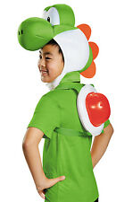 Brand New Nintendo Super Mario Brothers Yoshi Child Costume Kit