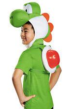 Brand New Nintendo Super Mario Brothers Yoshi Child Costume Kit