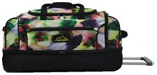 KOSCIUSZKO DUFFLE BAG WITH WHEELS 72CM - RRP $199 Feather