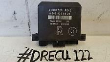 MERCEDES W203 DRIVER / RIGHT SIDE REAR DOOR CONTROL MODULE ECU 2038206626