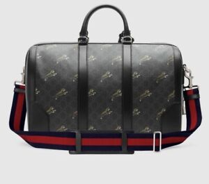 Gucci Tiger Bestiary Carry-On Duffle - Brand New With Tags - 100% Authentic