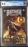 Batman In Darkest Knight (1994) #1  CGC 9.2