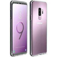 Coque Transparent Avant Arrière pour Samsung Galaxy S9/S9 Plus Silicone 360