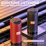 Portable Wireless Bluetooth Stereo Music Waterproof Speaker USB/TF/FM Radio