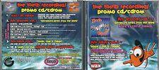 CD -   VARIOUS – TINRIB RECORDINGS PROMO CD // RIBPROMOCD01   ( 300 )