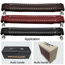 Guitar Amplifier Multicolor Leather Look Strap / Handle for Ampeg Speaker / Amp