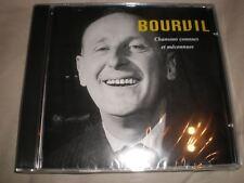cd bourvil chansons connues et méconnues neuf sous blister
