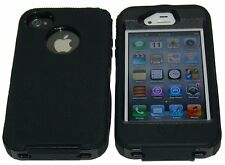 iPhone 4 4S Multi Color Three-layer Hybrid Body Armor Rubber Silicone Cover Case