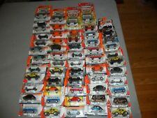 HUGE LOT (56) MATCHBOX ALL VW BAJA 4X4 BUGS BEETLE VOLKSWAGEN TRANSPORTER BUS +