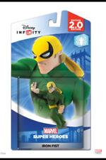 "Brand New Disney Infinity 2.0 Edition Marvel Super Heroes "" Iron Fist "" Figure."