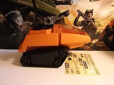GI JOE  50th Anniversary Orange Hiss Tank  Loose # 1