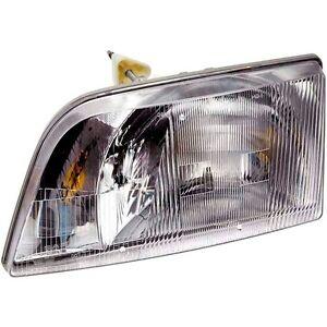 For Blue Bird Vision Volvo VNL 98-14 Driver Left Heavy Duty Headlight 888-5508