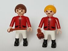 Playmobil Plusieurs Enfants Randonnées à cheval avec Accessoires Chevaux,Enfant,