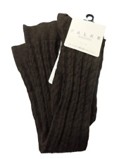 Falke Seasons Knee High Socks Dark Brown Size UK 5 1/2 - 8 DH101 SS 22
