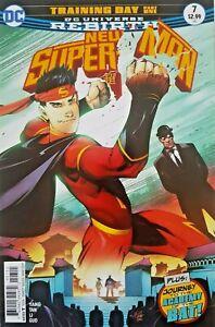 New Super-Man #7  - DC Comics Rebirth - Superman JL of China