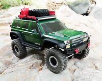 Redcat Racing Everest Gen7 Pro 1/10 Scale Crawler 4x4 Off Road Truck RTR Green