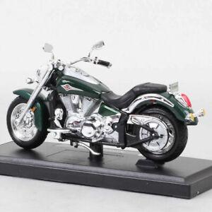 1/18 Maisto Kawasaki Vulcan 2000 Classic Cruiser  Diecast Motorcycle Toys Model