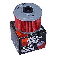 Honda ATC250ES BIG RED 250 K&N Performance Oil Filter ATC250sx ATC 250sx KN112
