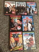 🔥7 Dvd Lot Comedy Eddie Murphy Martin Lawrence Wayans Brothers Steve Martin