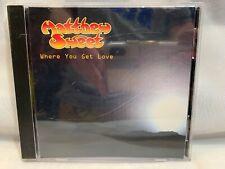 MATTHEW SWEET Where You Get Love CD (PROMO Single)