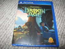 NEW Limited Run Games BROKEN AGE Playstation Vita PSVita