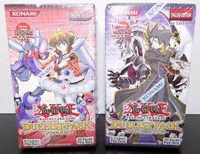 Duelist Pack Jaden Yuki & Chazz Princeton Yugioh 1st Edition Booster Box - NEW