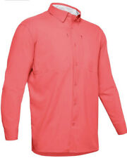 Under Armour Ua Tide Chaser 2.0 Long Sleeve Fishing Shirt L Large 1351121 820