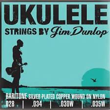 Jim Dunlop DUY304 Baritone Ukulele 28/35 Uke Strings