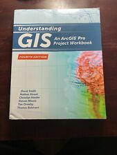 Understanding GIS: An Arcgisa Pro Project Workbook With Software 180day Code