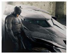 """--BATMAN V SUPERMAN--- """"BEN AFFLECK"""" 8x10 Photo"""