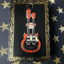 "Hard Rock Cafe Orlando ""Size Matters"" Guitar Pin/Badge."