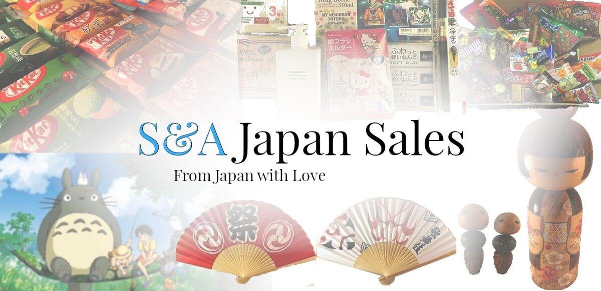 S&A Japan Sales