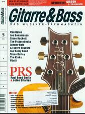 Guitarra & Bass 2015/05 (Van Halen)