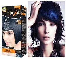 Lolane Pixxel Hair Permanent Dye Color Cream Special Blue P38 Intense Blue