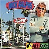 Mick Ralphs - It's All Good (2001)  CD  NEW/SEALED  SPEEDYPOST