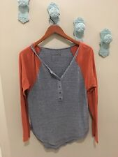 Free People Long Sleeve Shirt Size Extra Small