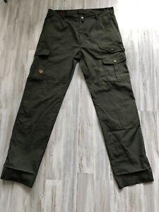 fjällräven Greenland Trousers. G-1000 Herren. Men. Sz 54