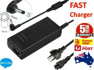 for Lenovo Yoga 310 510 710 Ideapad 100S-14 100S-15 Laptop Charger Adapter AUS