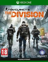 Tom Clancy's The Division Xbox One - MINT - Super FAST First Class Delivery FREE