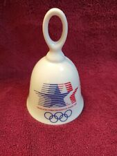 """Collector Bell- 1984 Los Angeles Olympic Games-5"""" Height"""