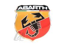 FIAT 500 ABARTH ORIGINALE FREGIO FREGIO STEMMA EMBLEMA ANTERIORE OE 735496478