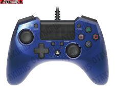 Hori fps plus-Bleu-Contrôleur / Pad de contrôle pour Playstation 3 & 4