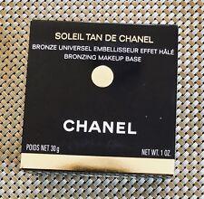 Chanel Gel Bronzer, Soleil Tan De Chanel Bnib