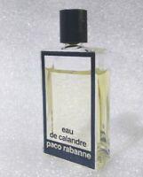 Mini Eau Toilette ✿ EAU de CALANDRE by PACO RABANNE ✿ Parfum Perfume (4 of 5ml)