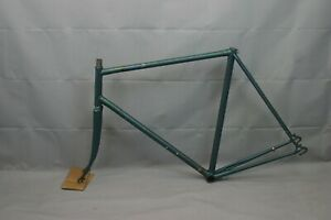 Campagnolo Touring Road Bike Vintage Frame Set 62cm X-Large Lugged Steel Charity